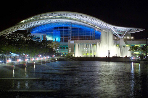 Puerto rico convention center american bridge - Office tourisme porto portugal ...