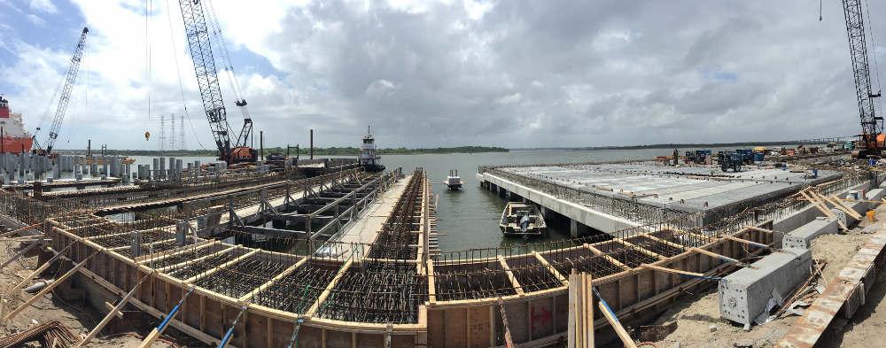 BIMT Wharf Reconstruction