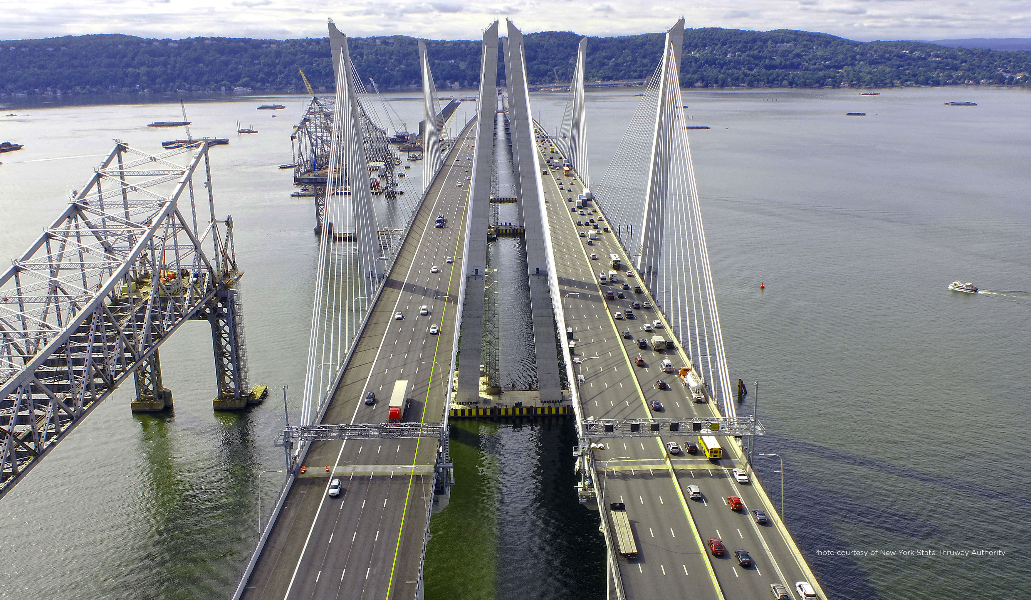 Tappan Zee Bridge Open