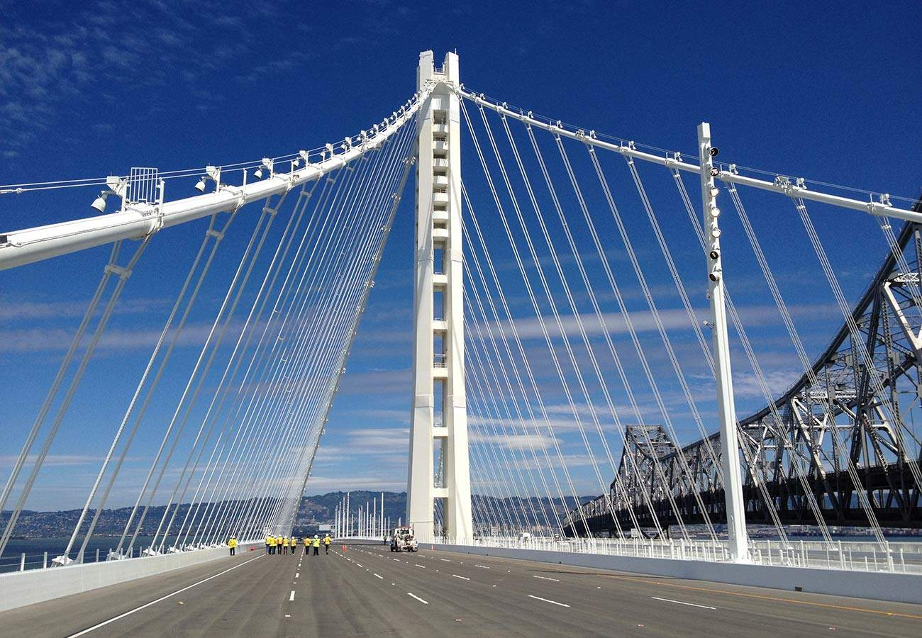 f9078f8de162e San Francisco-Oakland Bay Self-Anchored Suspension Span – American ...