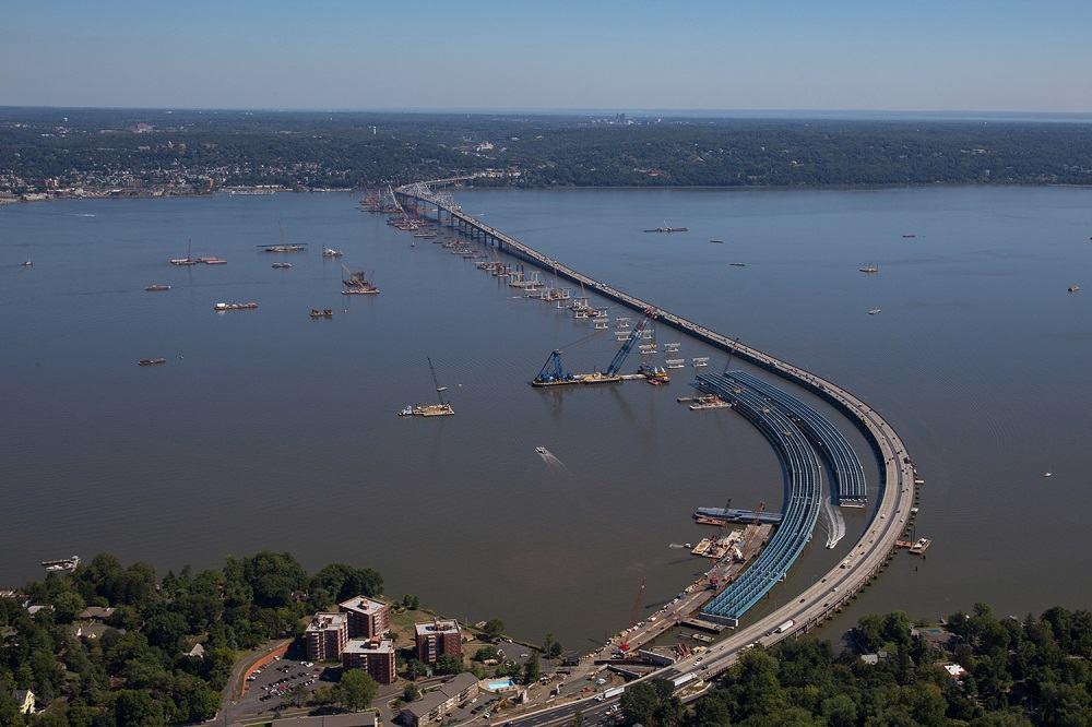 Tappan Zee Hudson River Crossing The New Ny Bridge